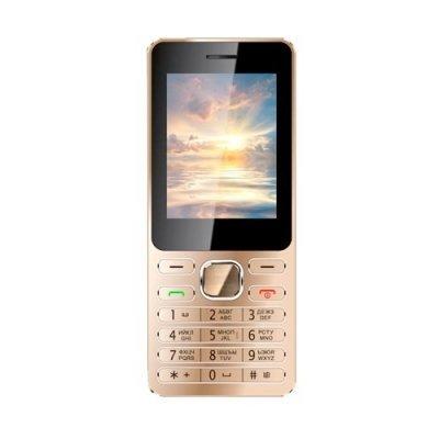 Мобильный телефон Vertex D508 Золотистый (D508GMET) мобильный телефон soyes h1 1 3 mp3 fm bluetooth sms