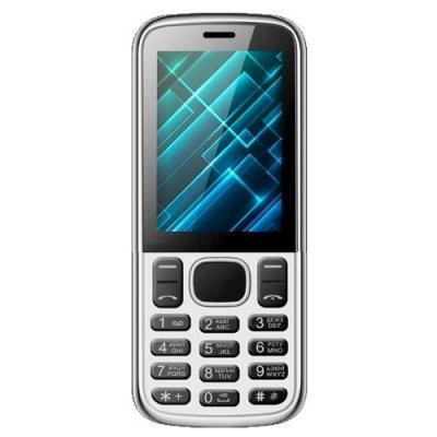 Мобильный телефон Vertex D510 Серебристый/Черный (D510MET) vertex d510 metal