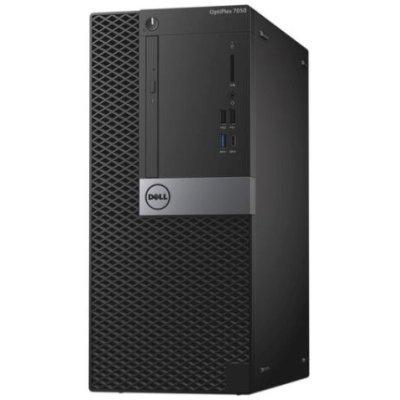 Настольный ПК Dell Optiplex 7050 (7050-4846) (7050-4846) настольный пк dell optiplex 7050 7050 1818 7050 1818