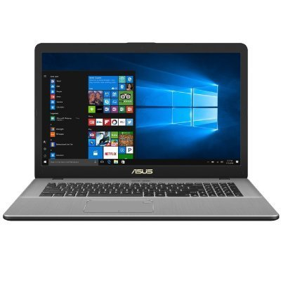 Ноутбук ASUS Vivobook pro N705UN-GC014T (90NB0GV1-M00140) (90NB0GV1-M00140) asus p8z68 m pro desktop motherboard z68 socket lga 1155 i3 i5 i7 ddr3 32g sata3 usb3 0 uatx