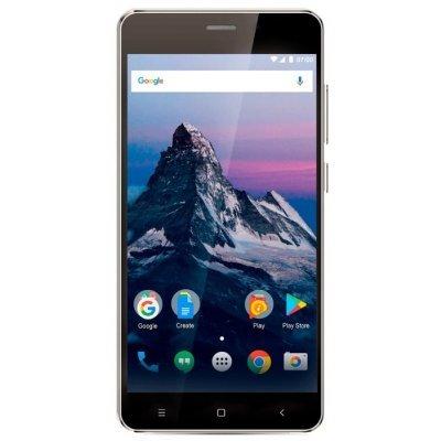 Смартфон Ginzzu S5230 Black (Черный) (GNZ-S5230-BLK) смартфон ginzzu s5050 белый