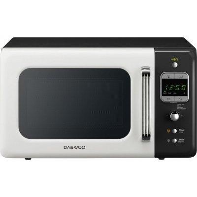 Микроволновая печь Daewoo KOR-6LBRWB Белый/Черный (KOR-6LBRWB)