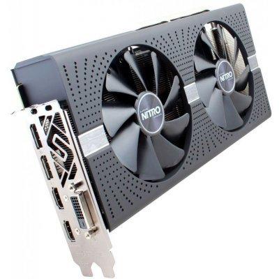 Видеокарта ПК Sapphire RX 580 4G AMD Radeon RX 580 4096Mb 256bit GDDR5 1411/7000 DVIx1/HDMIx2/DPx2/HDCP Ret (11265-07-20G) сайга 12 4 1 приклад по типу свд фанера ствол 580 мм купить