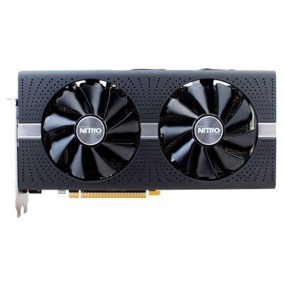 Видеокарта ПК Sapphire NITRO+ RX 580 4G AMD Radeon RX 580 4096Mb 256bit GDDR5 1411/8000 DVIx1/HDMIx2/DPx2/HDCP Ret (11265-31-20G) сайга 12 4 1 приклад по типу свд фанера ствол 580 мм купить