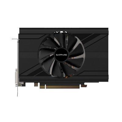 Видеокарта ПК Sapphire PULSE RX 570 4G ITX AMD Radeon RX 570 4096Mb 256bit GDDR5 1244/6000 DVIx1/HDMIx1/DPx1/HDCP Ret (11266-34-20G) видеокарта sapphire amd radeon rx 570 11266 36 20g pulse rx 570 8g oc 8гб gddr5 ret