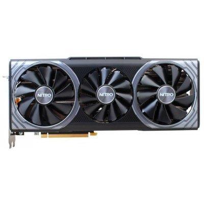 Видеокарта ПК Sapphire VEGA 64 8G NITRO+ AMD Radeon RX Vega 64 8192Mb 2048bit HBM2 1373/945/HDMIx2/DPx2/HDCP Ret (11275-03-40G) видеокарта sapphire 8192mb rx vega 64 21275 02 20g 3xdp hdmi ret