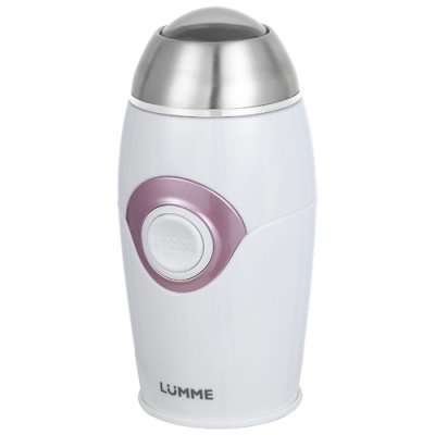 Кофемолка Lumme LU-2602 Розовый опал (LU-2602 розовый опал) термопот lumme lu 295 blue sapphire