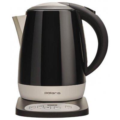 Электрический чайник Polaris PWK 1748CAD Черный (PWK 1748CAD) чайник электрический polaris pwk 1729cgl черный