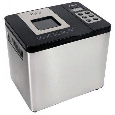Хлебопечь StarWind SBR4163 Черный/Серебристый (SBR4163) чайники электрические starwind чайник starwind skg7650 серебристый черный