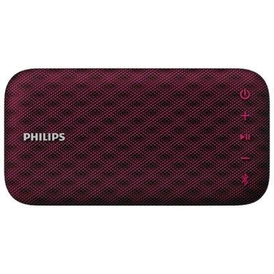 Портативная акустика Philips BT3900 (Красный) (BT3900P/00) philips bt 110 c 00 pixelpop