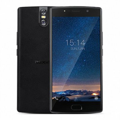 Смартфон Doogee BL7000 64Gb Silent Black (Черный) (BL7000_Silent Black) doogee bl7000 4g phablet