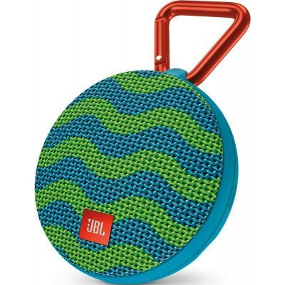 Портативная акустика JBL CLIP 2 SPLASH (JBLCLIP2SPLASH) jbl jblclipplusgray clip plus gray