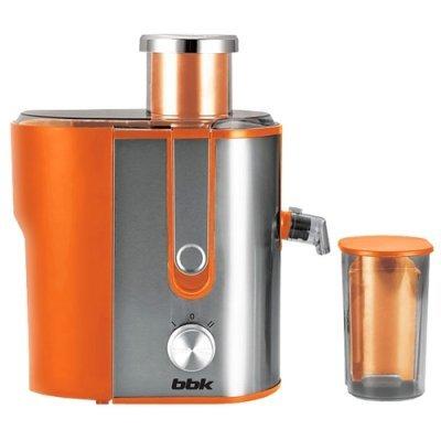 Соковыжималка BBK JC060-H02 Оранжевый/Серебро (JC060-H02 оранжевый/серебро) bbk jc060 h01 black red