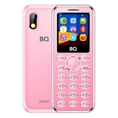 Мобильный телефон BQ-1411 Nano Rose Gold (Розовое золото) (1411 Nano Rose Gold) мастурбатор nano toys nano