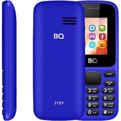 Мобильный телефон BQ-1805 Step Dark Blue Темносиний (1805 Step Dark Blue) мобильный телефон bq mobile bq 1805 step blue