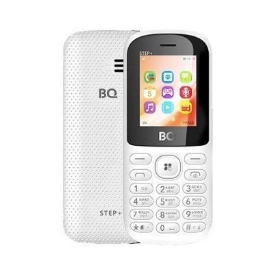 Мобильный телефон BQ-1807 Step + White (Белый) (1807 Step+ White) мобильный телефон bq mobile bqm 1831 step white