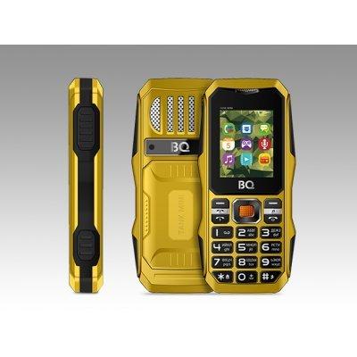 Мобильный телефон BQ-1842 Tank mini Yellow (Желтый) (1842 Tank mini Yellow) смартфон bq bqs 3510 aspen mini yellow