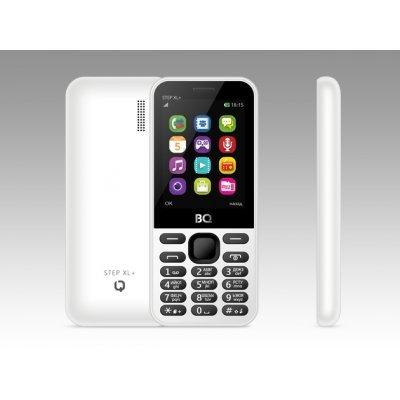 Мобильный телефон BQ 2831 Step XL+ White (Белый) (2831 Step XL+ White) мобильный телефон bq mobile bqm 1831 step white