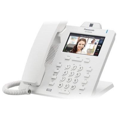 VoIP-телефон Panasonic KX-HDV430RU белый (KX-HDV430RU) voip телефон panasonic kx tgp600rub черный kx tgp600rub