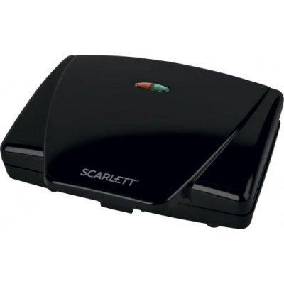 Сэндвичница Scarlett SC-TM11035 Черный (SC - TM11035) кофеварка scarlett sc cm33002 капельная черный [sc cm33002]