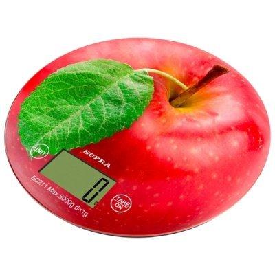 Весы кухонные Supra BSS-4300 (BSS-4300 TOMATO) весы кухонные supra bss 4203 рисунок 10953