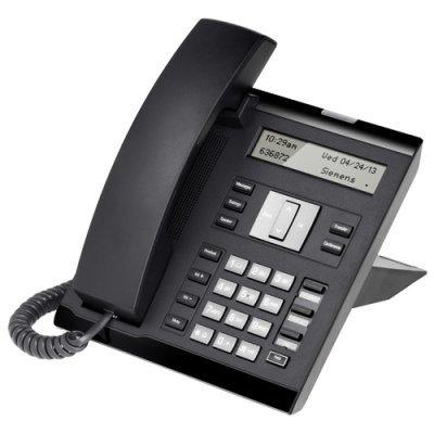 VoIP-телефон Siemens OpenScape 35G Eco Черный (L30250-F600-C420) (L30250-F600-C420) купить через интернет телефон siemens a40
