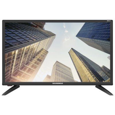 "Фото ЖК телевизор Soundmax 24"" SM-LED24M01"