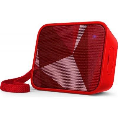Портативная акустика Philips BT 110 Красный (BT110R/00) philips bt 110 c 00 pixelpop