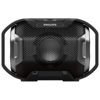 Портативная акустика Philips SB300B Черный (SB300B/00) портативная акустика digma s 31 черный
