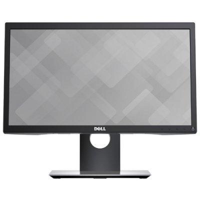 Монитор Dell 19.5 P2018H черный (2018-7193) (2018-7193) монитор жк dell e2316h 23 черный [316h 1958]