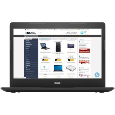 Ноутбук Dell Latitude 3490 (3490-4063) (3490-4063) ноутбук dell latitude 3480 core i3 6006u 4gb 500gb 14 0 dos