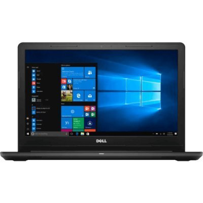 Ноутбук Dell Inspiron 3565 (3565-1962) (3565-1962) ноутбук dell inspiron 3565 a6 9200 4gb 500gb dvd rw amd radeon r4 15 6 hd 1366x768 linux black wifi bt cam