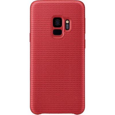 Чехол для смартфона Samsung Galaxy S9 Hyperknit Cover красный (EF-GG960FREGRU) (EF-GG960FREGRU) чехол клип кейс samsung protective standing cover great для samsung galaxy note 8 темно синий [ef rn950cnegru]