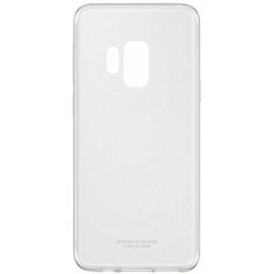 Чехол для смартфона Samsung Galaxy S9 Clear Cover прозрачный (EF-QG960TTEGRU) (EF-QG960TTEGRU) чехол клип кейс samsung protective standing cover great для samsung galaxy note 8 темно синий [ef rn950cnegru]