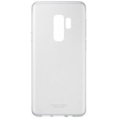 Чехол для смартфона Samsung Galaxy S9+ Clear Cover прозрачный (EF-QG965TTEGRU) (EF-QG965TTEGRU) чехол клип кейс samsung protective standing cover great для samsung galaxy note 8 темно синий [ef rn950cnegru]