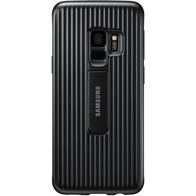Чехол для смартфона Samsung Galaxy S9 Protective Standing черный (EF-RG960CBEGRU) (EF-RG960CBEGRU)