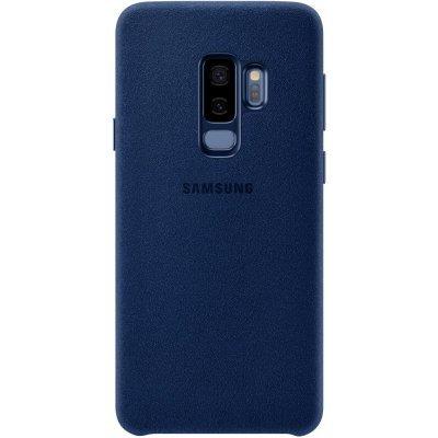 Чехол для смартфона Samsung Galaxy S9+ Alcantara Cover синий (EF-XG965ALEGRU) (EF-XG965ALEGRU) аксессуар чехол накладка samsung galaxy s9 plus alcantara cover black ef xg965abegru
