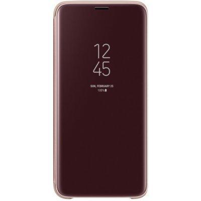 Чехол для смартфона Samsung Galaxy S9 Clear View Standing Cover золотистый (EF-ZG960CFEGRU) (EF-ZG960CFEGRU) чехол для смартфона samsung для galaxy s7 edge clear view cover серебристый ef zg935csegru ef zg935csegru