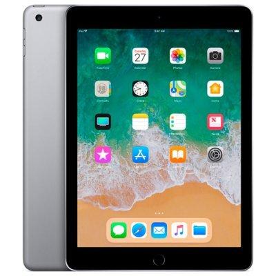 Планшетный ПК Apple iPad (2018) Wi-Fi 128GB MR7J2RU/A Space Grey (Серый космос) (MR7J2RU/A)