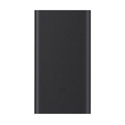 Внешний аккумулятор для портативных устройств Xiaomi Mi Power Bank 2 10000mah Black (Черный) (VXN4192US) VXN4192US