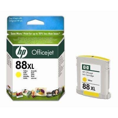 Картридж HP № 88 (C9393AE) для Officejet Pro K550 , 19 мл. желтый (C9393AE)