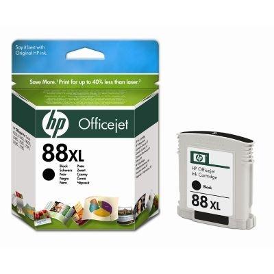 Картридж HP № 88 (C9396AE)  для Officejet Pro K550, 58.5 мл. черный (C9396AE)Картриджи для струйных аппаратов HP<br><br>