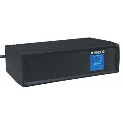 Источник бесперебойного питания Tripp Lite SmartPro 1kVA LCD Line-Interactive (SMX1000LCD) (SMX1000LCD) кабель питания tripp lite p036 006 p036 006