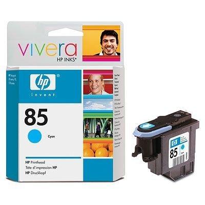 Печатающая головка НР № 85 (C9420A) к DsgJ 130/130nr/30/30n голубая (C9420A)Печатающие головки HP<br><br>