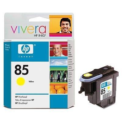 Печатающая головка НР № 85 (C9422A) к DsgJ 130/130nr/30/30n желтая (C9422A)Печатающие головки HP<br><br>