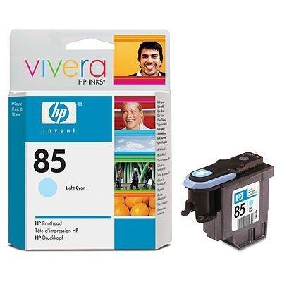 Печатающая головка НР № 85 (C9423A) к DsgJ 130/130nr/30/30n светло-голубая (C9423A)Печатающие головки HP<br><br>