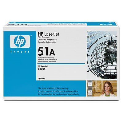 Картридж HP (Q7551A) для HP LJ P3005/ M3027mfp/ M3035mfp (6500 страниц) (Q7551A) tphphd u high quality black laser toner powder for hp q7551a q7551 7551 51a 51x 3005 m3027 m3035 m3027mfp 1kg bag free fedex