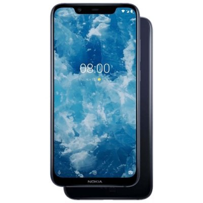 Фото Смартфон Nokia 8.1 DS TA-1119 4/64Gb Blue (Синий)