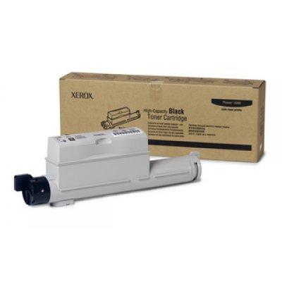 Тонер Картридж Phaser 6360 Черный повышенной емкости (18000 pages) (106R01221)Тонер-картриджи для лазерных аппаратов Xerox<br>High Capacity Black Toner Catridge (18000 страниц)<br>