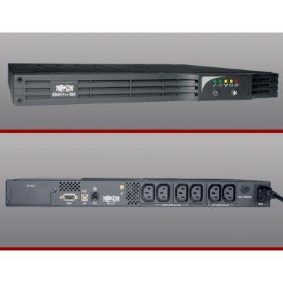 Источник бесперебойного питания Tripp Lite SmartPro 0,5kVA Line-Interactive (SMX500RT1U) (SMX500RT1U) кабель питания tripp lite p036 006 p036 006